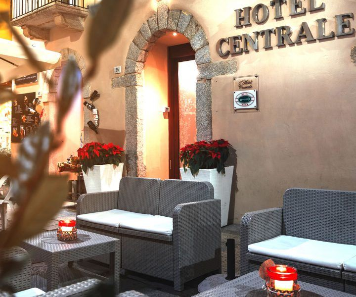 Location Hotel Centrale